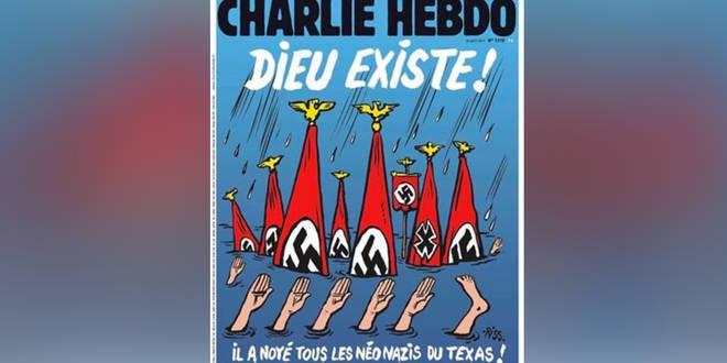 Charlie Hebdo cove
