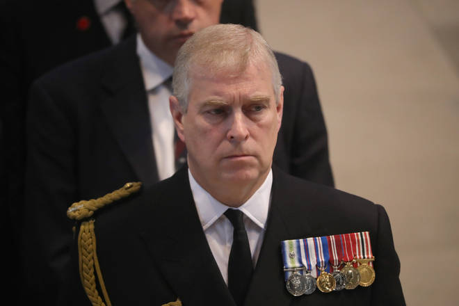The Duke of York has been widely criticised over his friendship with Jeffery Epstein