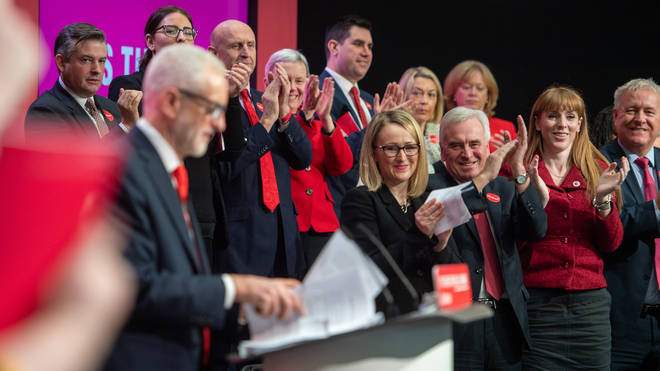 The Labour Party leadership contest has begun after a heavy election defeat
