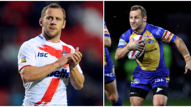 Rob Burrow has been diagnosed with motor neurone disease