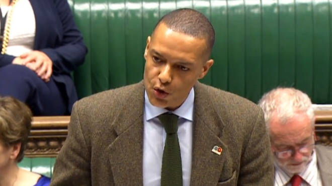 He has been an MP since 2015, and previously worked as a journalist and served in the army
