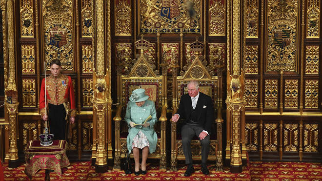 The Queen laid out Mr Johnson's plans in the latest State Opening of Parliament.