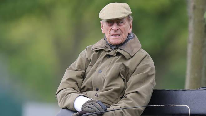 The Duke of Edinburgh was taken to hospital as a 'precaution'