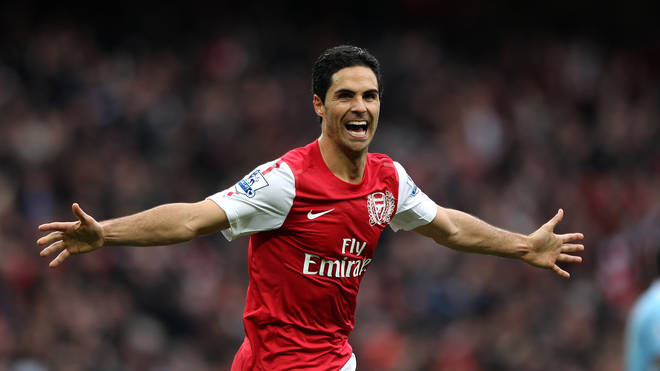 Mikel Arteta agreed a three-and-a-half-year contract with the Gunners