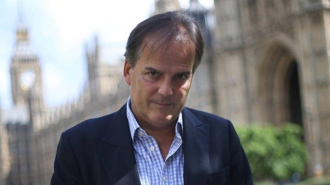 "Mark Field said he ""deeply"" regretted the incident"