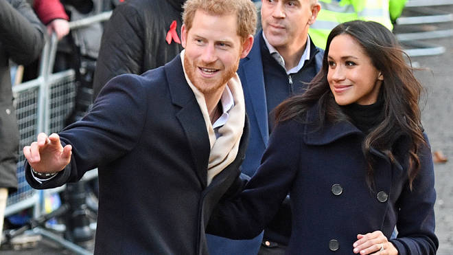 Prince Harry and Meghan Markle have taken a break to Canada