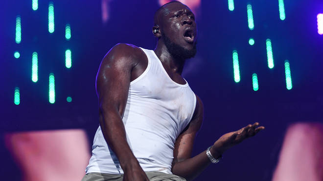 Stormzy has said he believes Britain is '100 per cent' a racist country