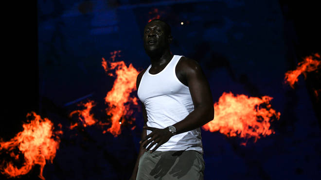"""Stormzy says he is """"100 per cent"""" sure Britain is a racist country"""