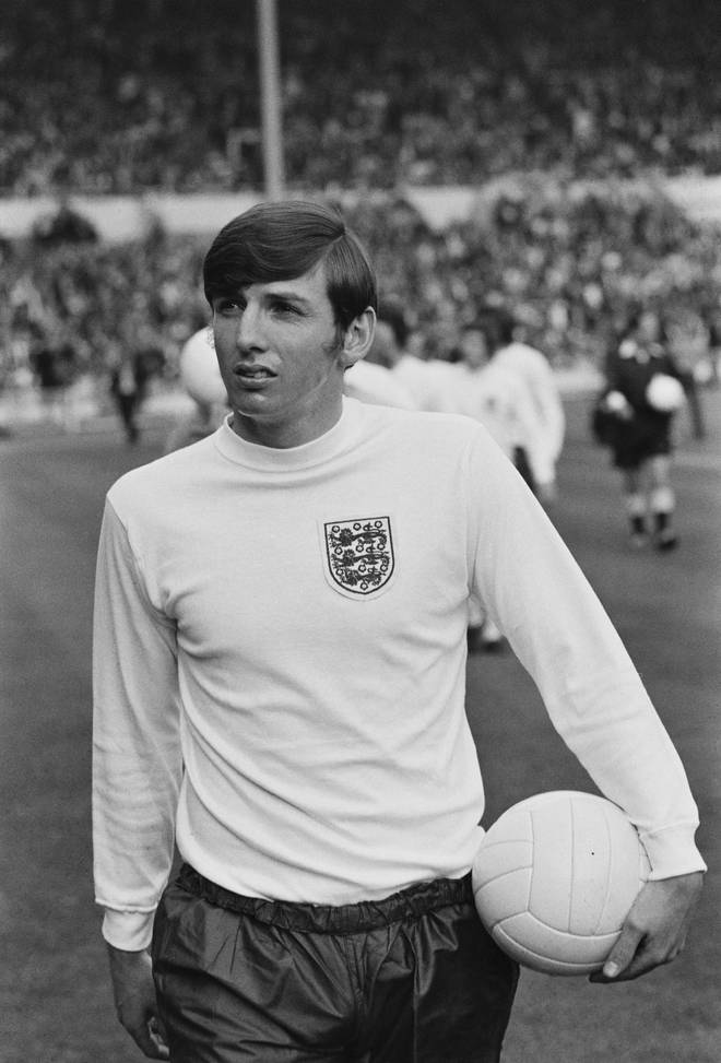 Martin Peters has passed away aged 76