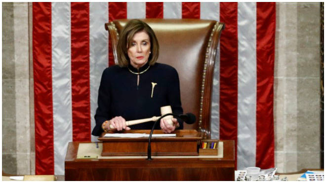 The House of Representatives impeached the President earlier this week