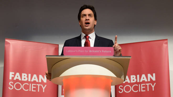 Ed Miliband lost the general election in 2015