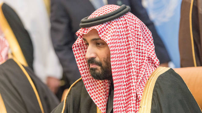 Crowned Prince Mohammed bin Salman drew international condemnation over the killing