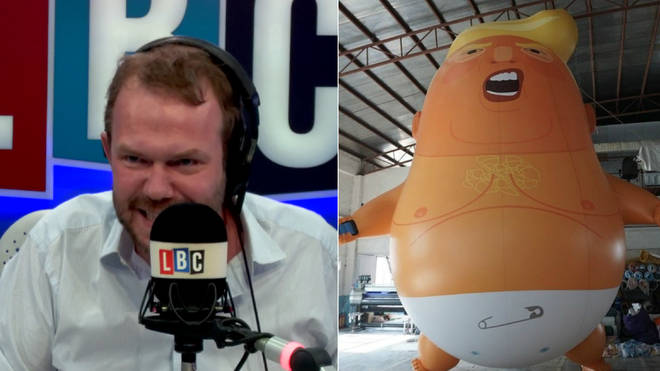 James O'Brien asked why people are so angry about a balloon