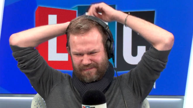 James O'Brien spoke with a caller who used to be in the National Front