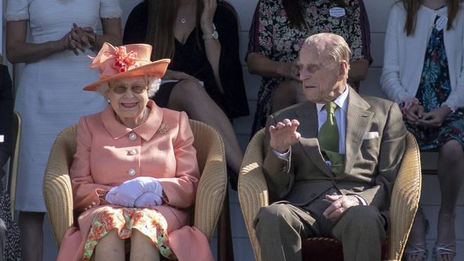 The Duke of Edinburgh is currently in hospital