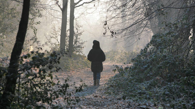 The UK will wake to wintery scenes, but no snow