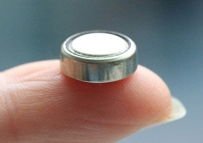 Parents are being warned of button batteries after a young girl who swallowed one almost died