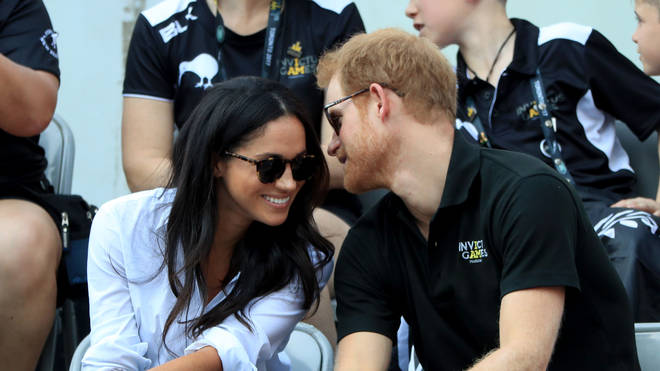 The couple will be spending Christmas away from the royals