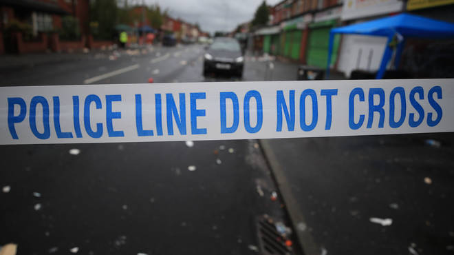 Police have launched a murder investigation after the incident on Monday night