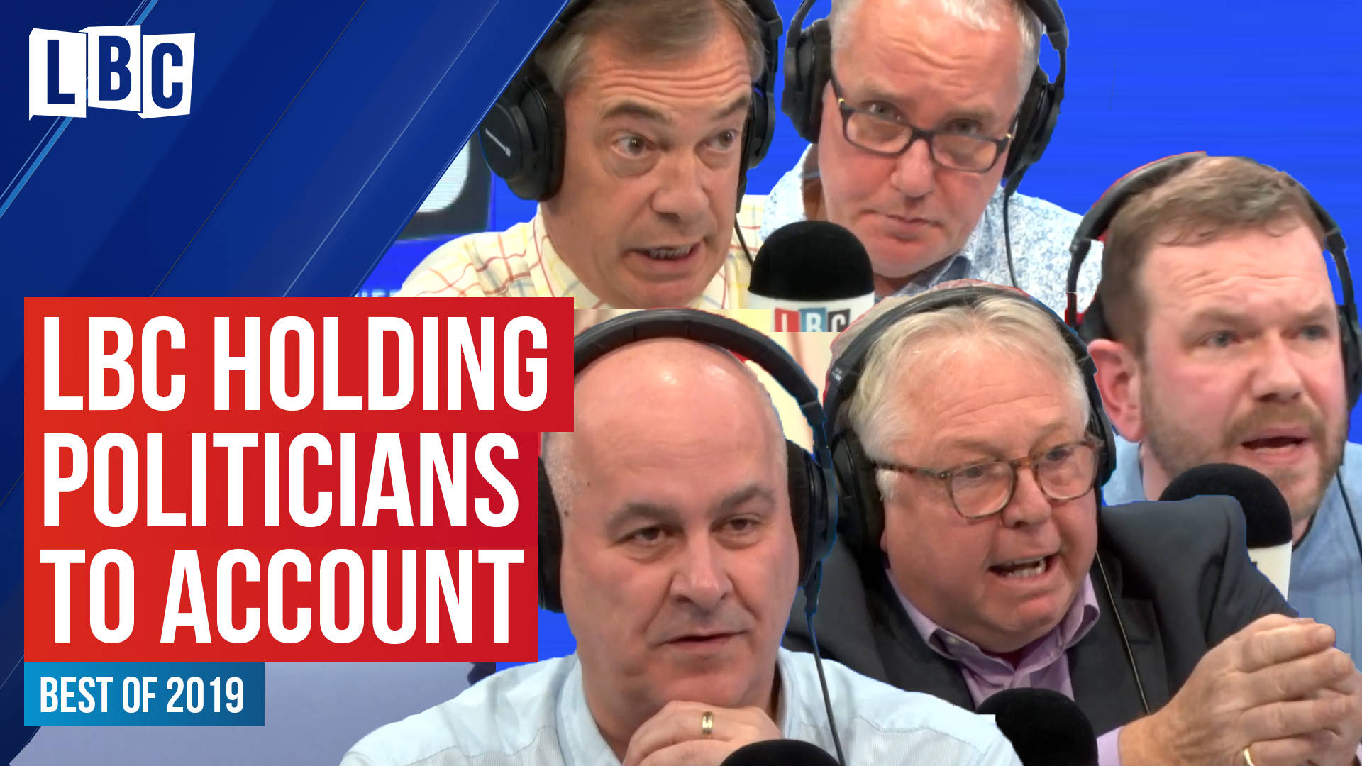 10 times politicians came unstuck live on LBC in 2019