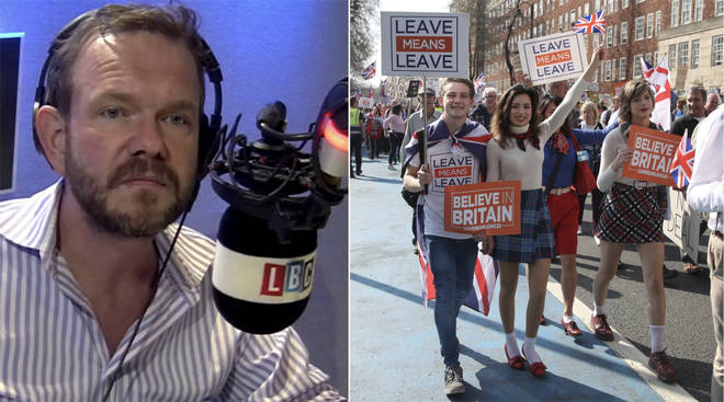James O'Brien's passionate monologue on Brexit is at number 10