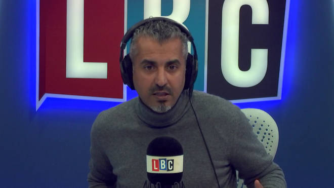 Maajid Nawaz discussed the cause of the 10% drop in wages - and it's not immigrants