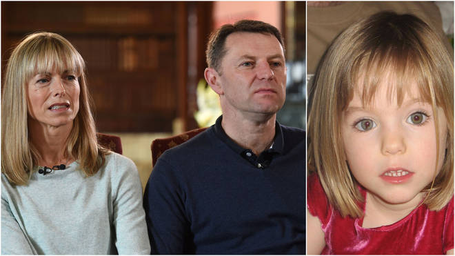 Madeleine McCann's parents say the hunt is ongoing