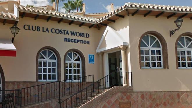 The tragedy happened at Club La Costa World resort