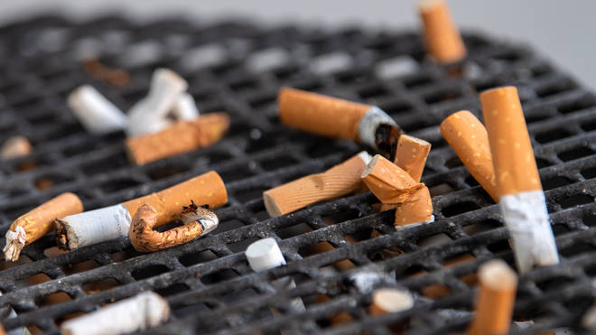 File photo: Fewer smokers could quit after a vital anti-smoking campaign was axed