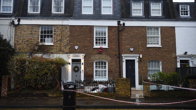 Flamur Beqiri was shot on his doorstep in Battersea