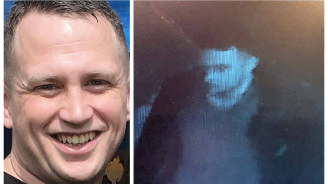 Anthony Knott went missing in Lewes, East Sussex, on December 20