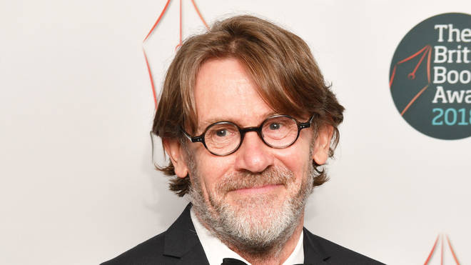 Nigel Slater was made an OBE