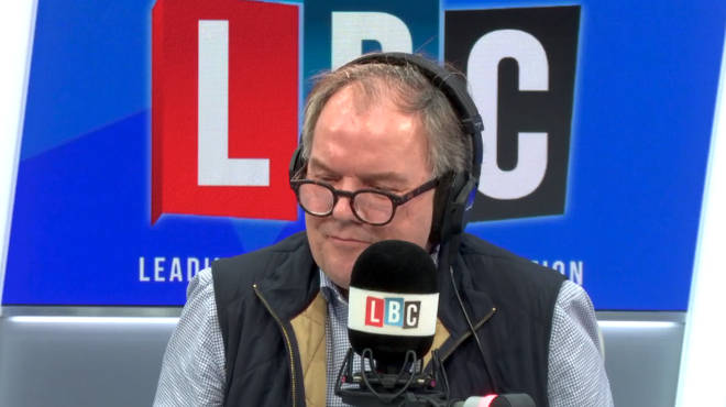 Nostalgic caller thinks Nigel Farage deserves a knighthood for 'freeing' the UK