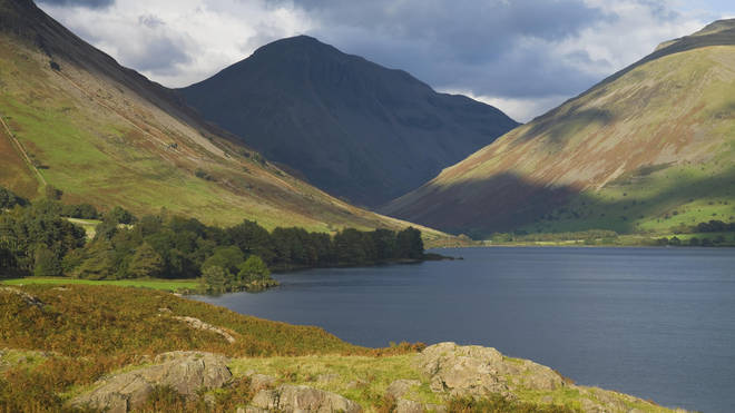 Wast Water Lake, Lake District National Park, Cumbria