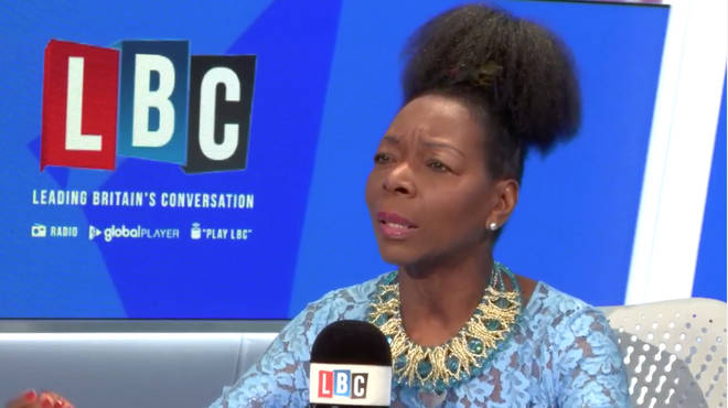 Floella Benjamin was made a Dame in the New Year Honours list