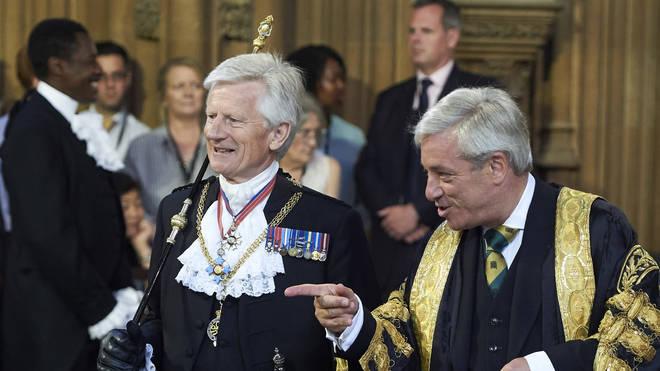 John Bercow does not deserve a peerage, argues former black rod