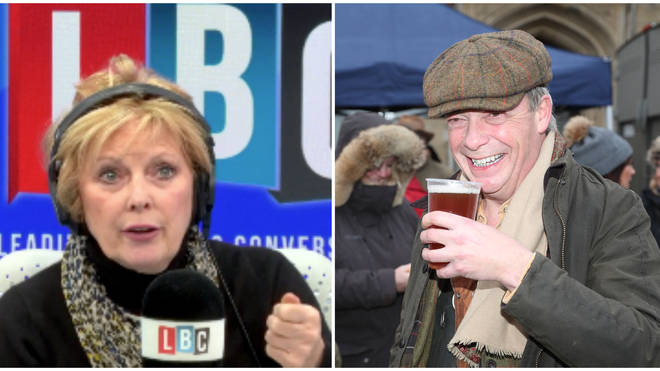 Anna Soubry: 'There's a good argument for Nigel Farage to be in the House of Lords'