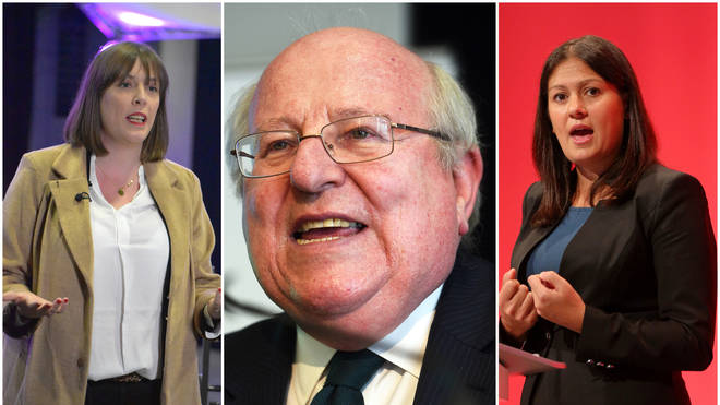 It's about time Labour had a woman leader, says Mike Gapes