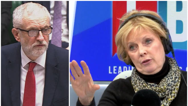 "Anna Soubry brands Labour as ""a pitiful, absolutely hopeless opposition"""