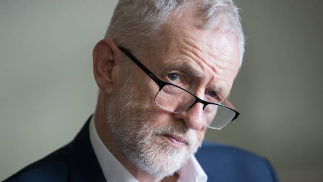 Jeremy Corbyn remains in his job despite Labour's losses