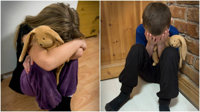 Almost 19,000 children were victims of sexual grooming in the past year