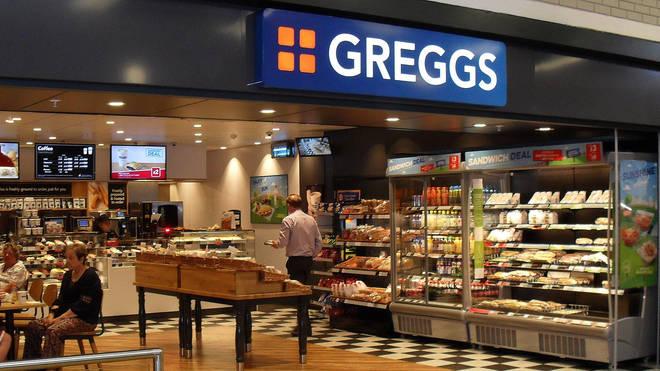 Greggs has 2,000 stores across the UK