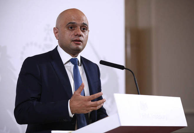 Chancellor of the Exchequer Sajid Javid will increase funding for farmers