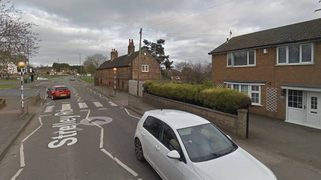 Officers were called to Strelley Road, Bilborough, Nottingham, following reports of a man being injured by a bowling ball