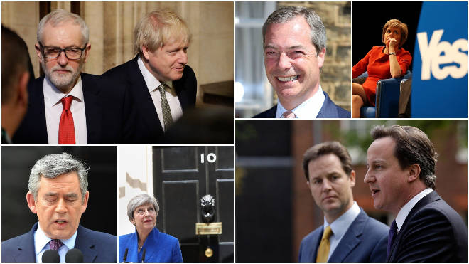 2010-2019: A decade in British politics