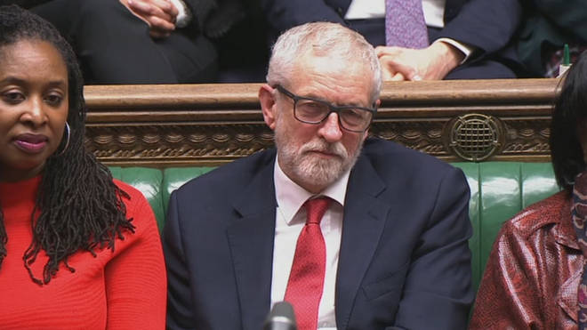The Labour leader will leave the role early in 2020