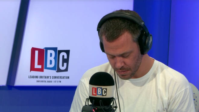 Will Young was visibly upset listening to Alex describe how they were bullied