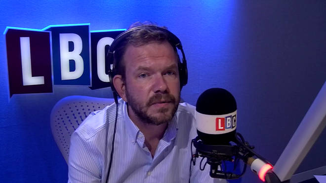James O'Brien was stunned by what Paul said