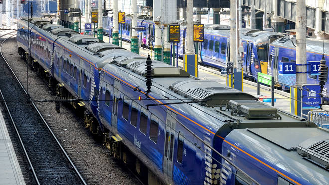 ScotRail is one of the train operators in foreign ownership