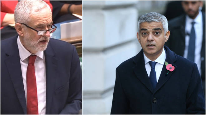 The London Mayor has not decided who he will support in the battle to replace Jeremy Corbyn